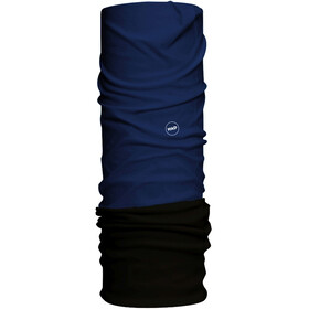 HAD Solid Fleece Tube Scarf sky/black